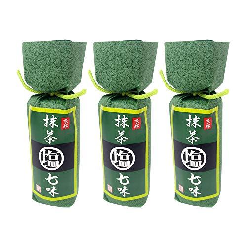 抹茶塩七味 22g(瓶) ×3本