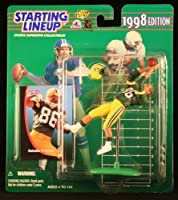 ANTONIO FREEMAN / GREEN BAY PACKERS 1998 NFL Starting Lineup Action Figure & Exclusive NFL Collector Trading Card おもちゃ [並行輸入品]