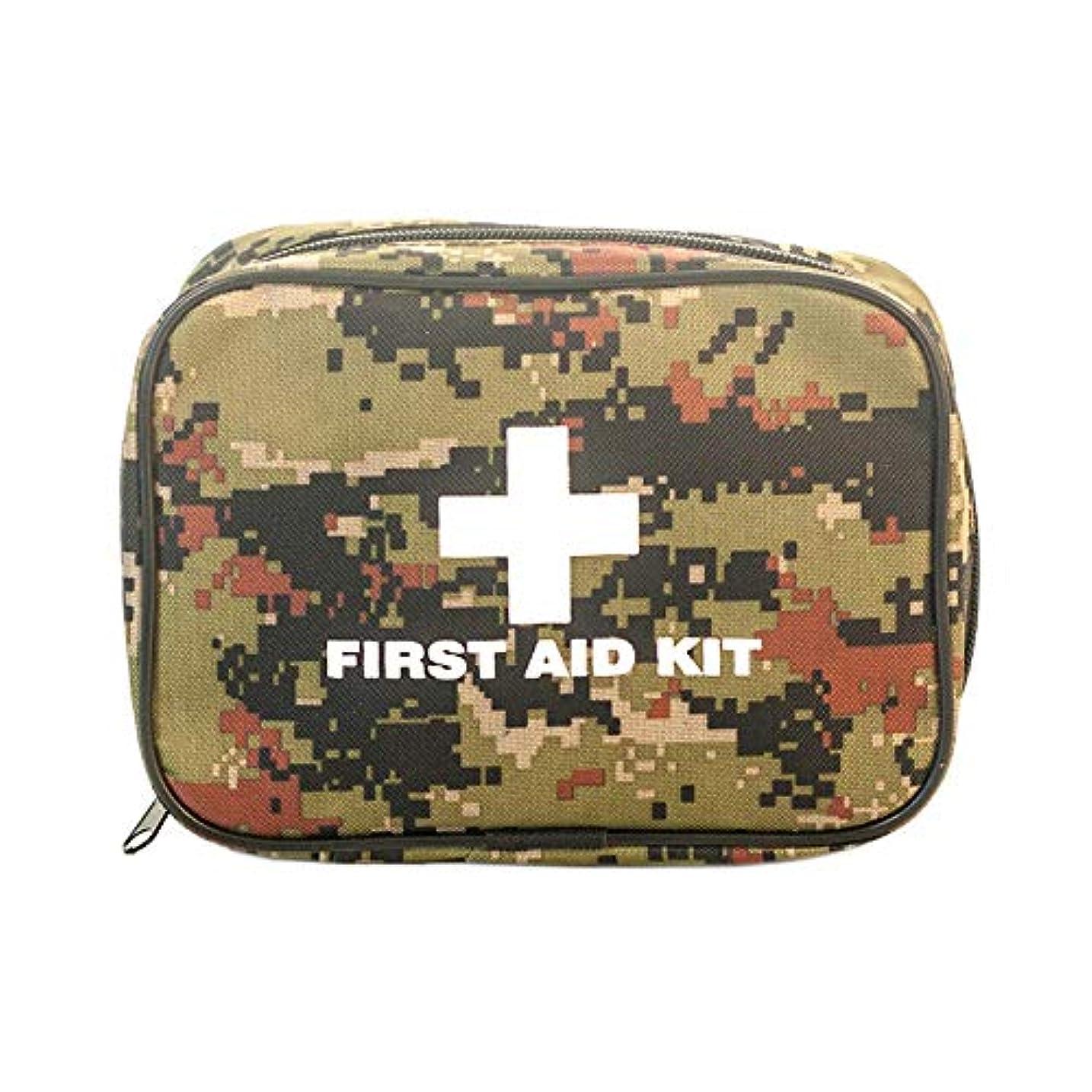 藤色打倒締めるSODIAL 旅行救急箱 車の救急箱 家の小さい医学箱 緊急用ボックス
