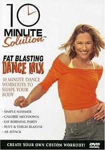 10 Minute Solution: Fat Blasting Dance Mix [DVD] [Import]