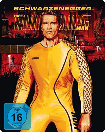 Running Man - 2-Disc SteelBook