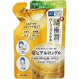 肌ラボ 濃い極潤 オールインワン パーフェクトゲル 4つのヒアルロン酸×スクワラン×セラミド×サクラン配合 詰替用 80g