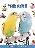 THEBIRD 鳥 小鳥 卓上カレンダー 2020 カレンダー とり トリ 小動物 グッズ 動物 アニマル