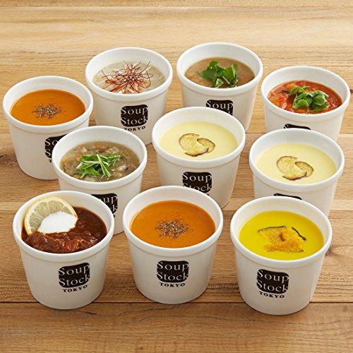 スープストックトーキョー 10スープセット ギフト箱