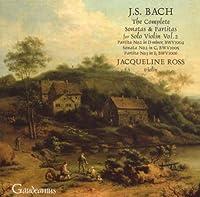 Bach: Violin Music Volume 2
