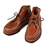 (ラッセル モカシン)RUSSELL MOCCASIN SPORTING CLAYS CHUKKA 1.WHISKEY_CAVALIER US9