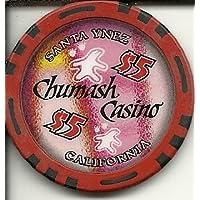$ 5カジノSanta Ynez CaliforniaカジノチップObsolete