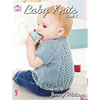King Cole Baby Knits Book 1 Knitting Booklet Double Knit Comfort DK Patterns