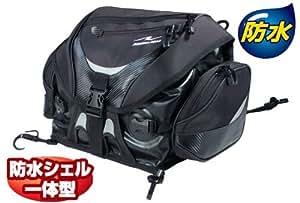ラフアンドロード(ROUGH&ROAD) シートバッグ AQA DRY ブラック 30L RR5607BK