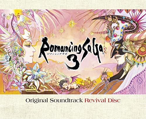 【Amazon.co.jp限定】Romancing SaGa 3 Original Soundtrack Revival Disc (映像付サントラ/Blu-ray Disc Music) (デカジャケット(オリジナルデザイン)付)