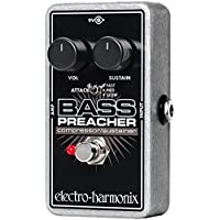 electro-harmonix エレクトロハーモニクス ベースエフェクター コンプレッサー Bass Preacher 【国内正規品】