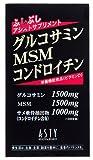 グルコサミン MSM コンドロイチン 約300粒入