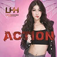 LEE HWAN HEE - Action (Mini Album)