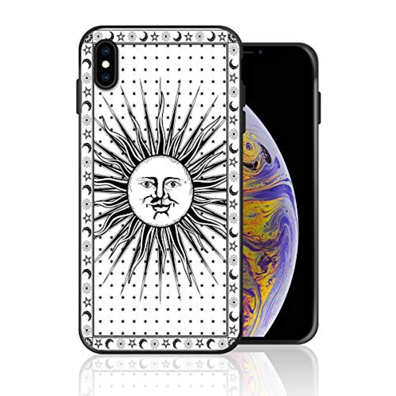 フラッシュのように素早く競合他社選手明るくするiPhone 6 Plus/6s Plus ケース アイフォンカバー アイフォンケース 超薄型 衝撃吸収 全面保護 軽量 ソフト 擦り傷防止 おしゃれ スマホケース TPU インド 曼荼羅 ヒッピー 太陽 iPhone 6 Plus/6s Plus ケース対応