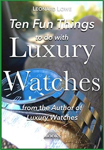 Ten Fun Things to do with Luxu...