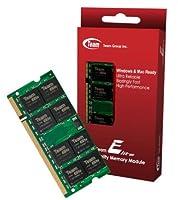 2GB Team 高性能メモリ RAM アップグレードシングルスティック 東芝 Satellite A215-S7407 A215-S7408 A215-S7411 A215-S7413 ノートパソコン用 メモリーキットは生涯保証付きです。