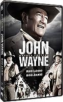 John Wayne Double Feature [DVD] [Import]