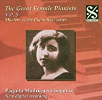 Great Female Pianists Vol 5