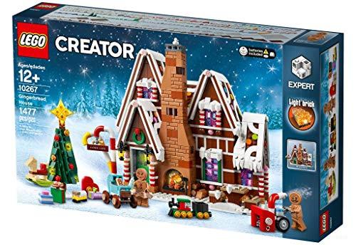 レゴ(LEGO) クリエイター エキスパートモデル ジンジャーブレッドハウス(お菓子の家) Gingerbread House【10267】国内正規品
