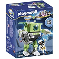 Playmobil 6693 Super 4 Technopolis Cleano by Playmobil UK Limited [並行輸入品]