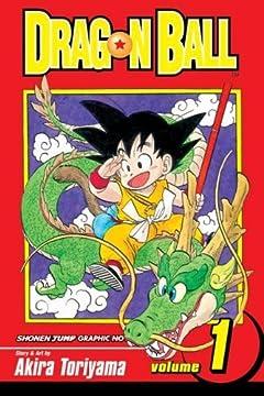 Dragon Ball, Vol. 1: The Monkey King (Dragon Ball: Shonen Jump Graphic Novel) の書影