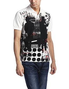 nowartt Printed Polo Shirt F1432: 200
