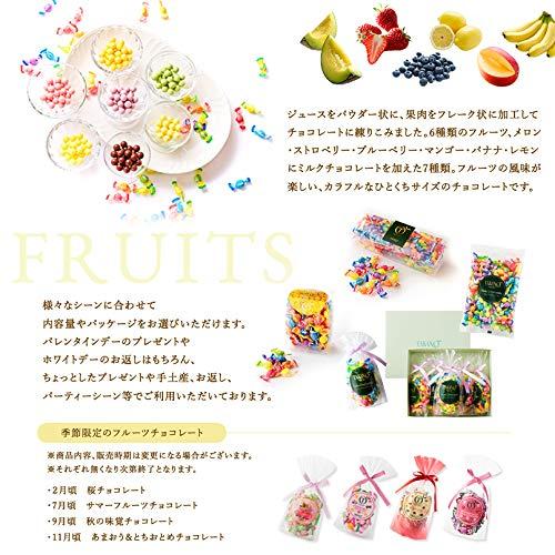 新宿高野『フルーツチョコレート』