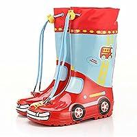[Amigoyo] 長靴 キッズ ジュニア レインブーツ 男の子 女の子 子供長靴 雨靴 男女兼用 梅雨対策 アウトドア 滑り止め 水遊び 防水 雨具
