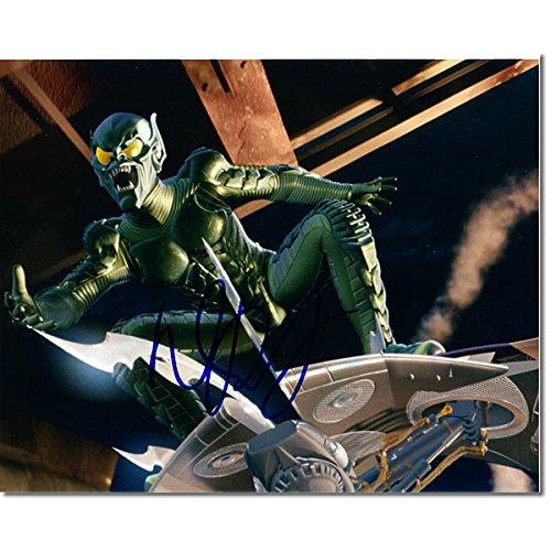 ウィレム・デフォー (スパイダーマン) 直筆サイン入り写真