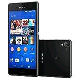 Sony Xperia Z3 LTE D6603 ブラック SIM フリー 16GB [並行輸入品]