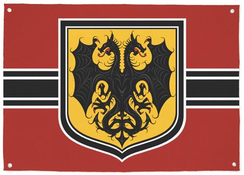幼女戦記 帝国国旗
