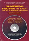 Numerical Recipes Source Code in C and C++ CD ROM with Windows or Macintosh Single-Screen License: The Art of Scientific Computing