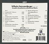 ペッテション=ベリエル:交響曲、管弦楽曲、ヴァイオリン協奏曲全曲集(5枚組) 画像
