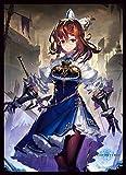 きゃらスリーブコレクション マットシリーズ Shadowverse 粛清の英雄・メイシア(No.MT616)