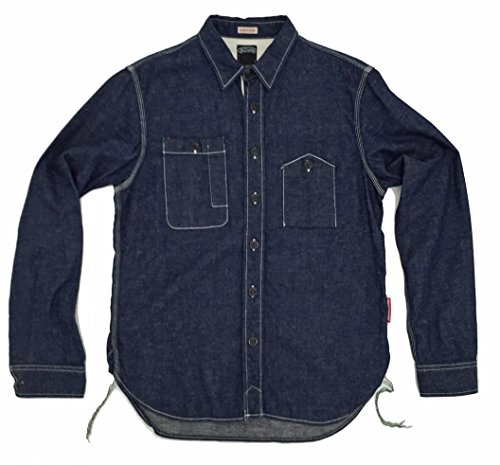 MANASTASH ヘンプ ワークシャツ