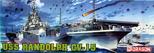 1/700 WW.II アメリカ海軍 航空母艦U.S.S.ランドルフCV-15