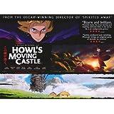 Howl 's Moving Castle 11x 17映画ポスター–スタイルA Unframed