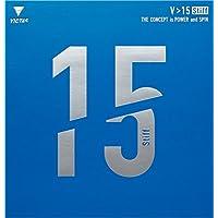 VICTAS(ヴィクタス) 卓球 裏ソフトラバー V15 スティフ 020521
