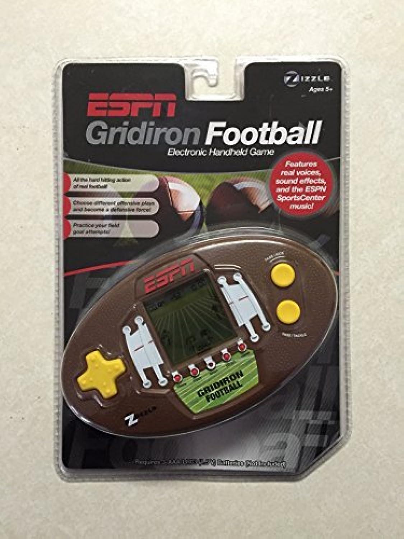 ESPN Handheld Football Game by ESPN [並行輸入品]