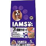 アイムス (IAMS) シニア犬 7歳以上用 健康サポート ラム&ライス 小粒 5kg [ドッグフード]