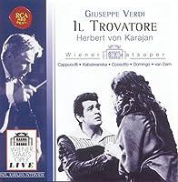 Verdi: Il Trovatore / Karajan, Cappuccilli, Kabaivanska, Cossotto, et al