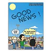 We Care Ministries Good News (the gospel) of Jesus Christ 読みやすい小冊子 10冊入り