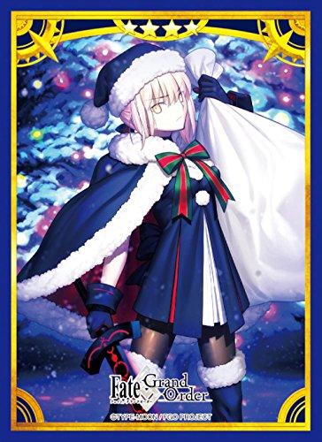 ブロッコリーキャラクタースリーブ Fate/Grand Order 「ライダー/アルトリア・ペンドラゴン [サンタオルタ]」