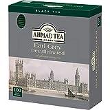 AHMAD TEA 亚曼 格雷伯爵茶 脱咖啡因红茶 (2 克×100 包) 200 克