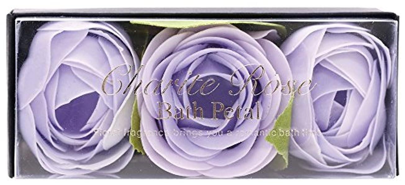 現実的ホール悲しみノルコーポレーション 入浴剤 バスペタル シャリテローズプチ 21g ロマンスローズの香り OB-DRP-2-2