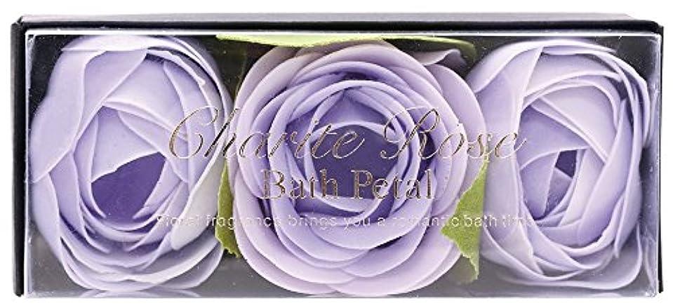 ヘビー平野遡るノルコーポレーション 入浴剤 バスペタル シャリテローズプチ 21g ロマンスローズの香り OB-DRP-2-2