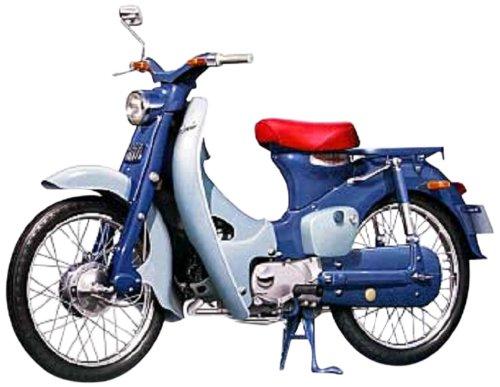 フジミ模型 1/12 Honda スーパーカブ 1958年初代モデル...