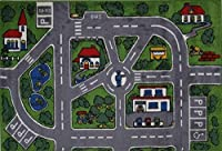 Fun Rugs Supreme Streets Novelty Rug, 31 x 47 by Fun Rugs