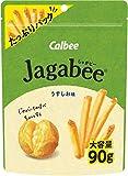 カルビー Jagabee うすしお味 たっぷりパック 90g ×12袋