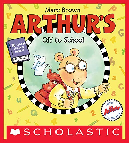 Arthur's Off to School (Arthur [Brown]) (English Edition)